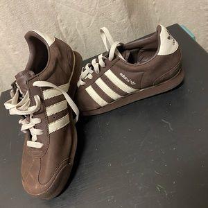 Adidas Originals Samoa Brown/tan size 8